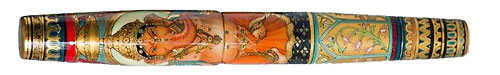 AP Limited Editions - Ganesha - Year: 2011 - Fountain Pen