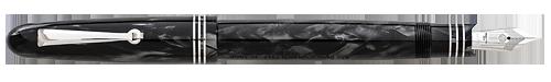 Armando Simoni Club Limited Editions - Ogiva Extra - Year: 2017 - Grigio Perla - Edition: 50 Fountain Pens - Fountain Pen