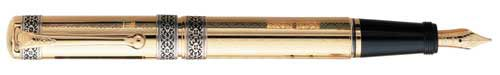 Aurora Limited Editions - 75th Anniversary - Year: 1994 - Edition: 1,919 Pens - Fountain Pen