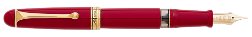 Aurora Limited Editions - 88 Anniversary - Year: 2017 - Red with Extra Flexibile Nib-SOLD OUT-VERY SORRY! - Edition: 188 Fountain Pens - Fountain Pen (April Release)