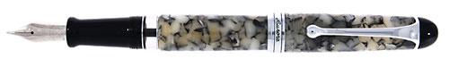 Aurora Limited Editions - 888 Mercurio - Year: 2019 - Marble  - Edition: 888 - Fountain Pen