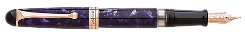Aurora Limited Editions - 88 Nebulosa - Year: 2017 - Purple - Edition: 888 Pens - Fountain Pen