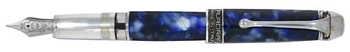 Aurora Limited Editions - Glacial Atlantic Ocean - Year: 2019 - Blue Marble - Edition: 480 - Fountain Pen