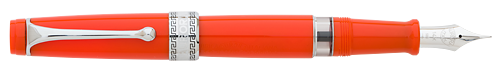 Aurora Limited Editions - Optima Flex - Year: 2018 - Orange - Edition: 330 Fountain Pens - Fountain Pen