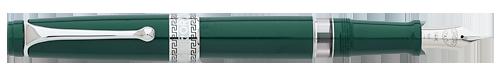 Aurora Limited Editions - Optima Flex - Year: 2018 - Green - Edition: 330 Fountain Pens - Fountain Pen