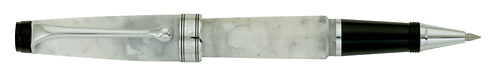 White Marble finish - Rollerball shown