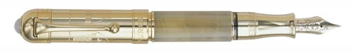 Aurora Limited Editions - Pope - Year: 2004 - Honoring Peace and Brotherhood - Edition: 1919 Pens - Fountain Pen