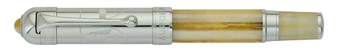 Aurora Limited Editions - Pope John Paul II - Year: 2011 - Silver - Edition: 192 Rollerballs  - Rollerball