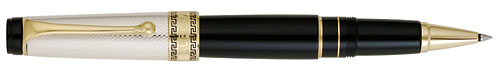 Sterling Cap   finish - Rollerball shown