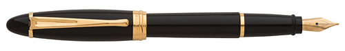 Classic Black  finish - Fountain Pen  shown