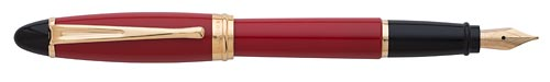Brilliant Red finish - Fountain Pen shown