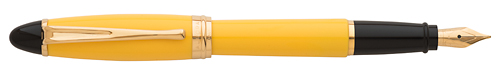 Sunny Yellow  finish - Fountain Pen  shown