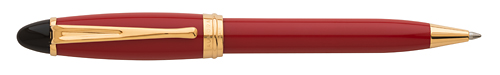 Brilliant Red finish - Ball Pen shown