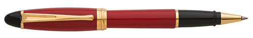 Brilliant Red finish - Rollerball shown