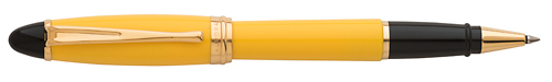 Sunny Yellow finish - Rollerball shown