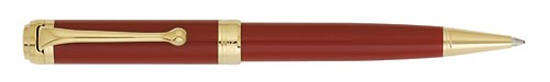 Bordeaux with Gold Trim  finish - Ball Pen shown