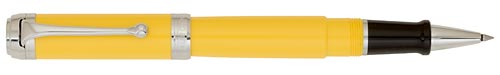Yellow with Chrome Trim finish - Rollerball shown