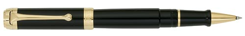 Black with Gold Trim   finish - Rollerball shown