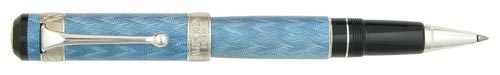 Aurora Limited Editions - Saint Petersburg - Year: 2003 - Blue  - Edition: 300 Fountain Pen; 150 Rollerballs - Rollerball