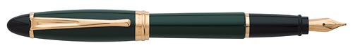 Green finish - Fountain Pen shown