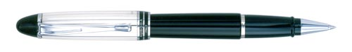Black & Sterling  finish - Rollerball shown