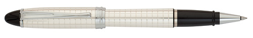 Sterling finish - Rollerball shown