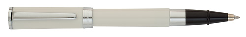 Ivory/Chrome Trim finish - Rollerball  shown