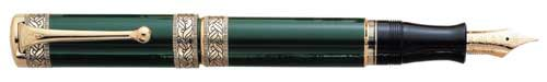 Aurora Limited Editions - Dante Alighieri - Year: 1995 - Edition: 1,919 Pens - Fountain Pen