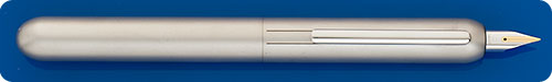 Lamy Dialog 3 - Retractable Nib/Palladium Plated Fountain Pen - Cartridge/Converter Fill - Converter Included