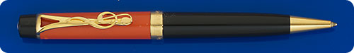Montblanc Johann Sebastian Bach Donation Series  Limited Edition Ball Pen - #3088/8000 - Twist Activated
