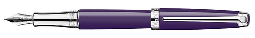 Lilac    finish - Fountain  Pen (18kt Gold Nib) shown