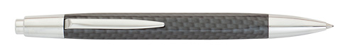 Carbon finish -  Ball Pen shown