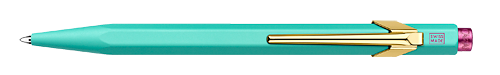 Turquoise finish - Ball Pen   shown