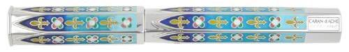 Caran D'Ache Limited Editions - La Gotica  - Year: 2003 - Edition: 50 Pens USA / 1140 Worldwide - Fountain Pen