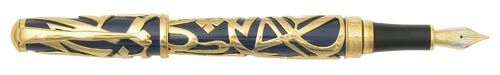 Caran D'Ache Limited Editions - Mille Et Une Nuit (1001 Nights) - Year: 2004 - Edition: 1001 Pens - Fountain Pen