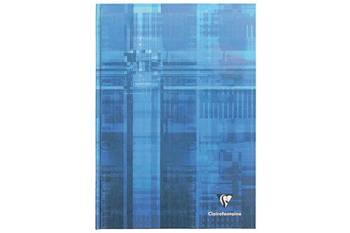 Blue Ruled 6 x 8 in. 192 Pages finish - Hardcover Notebook shown