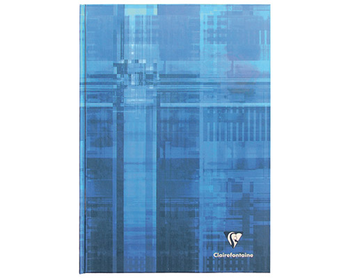 Blue 8 1/4 x 11 3/4 in. 192 Pages finish - Hardcover Notebook shown