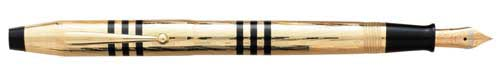 Cross Limited Editions - 150th Commemorative - Year: 1996 - Sterling & Gold Filled - Edition: 10,000 Pens - Fountain Pen