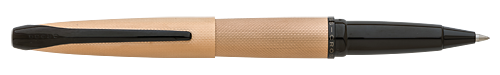 Brushed Rose Gold  (Early March Release) finish - Rollerball shown