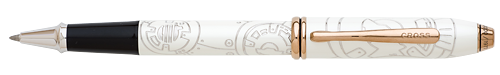 Cross Limited Editions - BB-8 - Year: 2016 - White - Edition: 1977 Pens - Select Tip