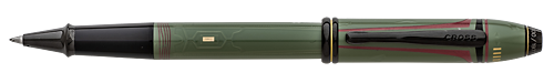 Cross Limited Editions - Boba Fett - Year: 2017 - Green - Rollerball
