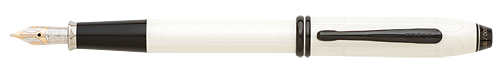 Cross Limited Editions - Stormtrooper - Year: 2015 - Polished White Lacquer - Edition: 1977 Pens - Fountain Pen