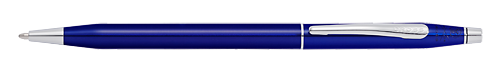Translucent Blue Lacquer finish - Ball Pen    shown