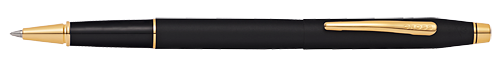 Classic Matte Black GT finish - Rollerball shown
