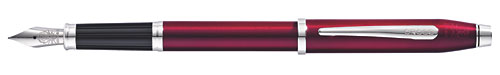 Plum Lacquer finish - Fountain Pen shown