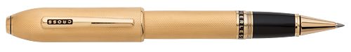 23kt Gold Plate finish - Rollerball   shown
