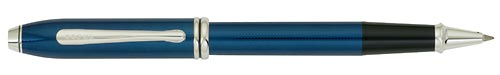Quartz Blue Lacquer finish - Rollerball shown