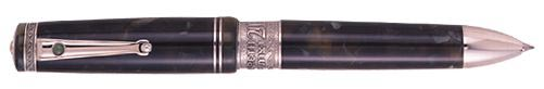 Delta Limited Editions - Nazareth - Year: 2000 - Olive Green Resin - Edition: 2000 pens worldwide - Capless Convertible Rollerball
