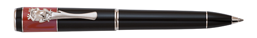 Delta Limited Editions - Bribri - Year: 2014 - Black/Red - Edition: 977 Pens - Ball Pen