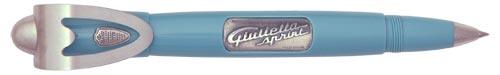 Delta Limited Editions - Guilietta Alfa Romeo - Year: 2004  - Silver Trim - Edition: 954 Pens - Convertible Ball Pen